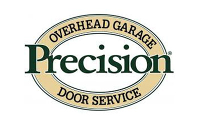 Precision Overhead Door of Las Vegas logo