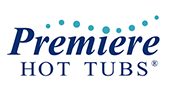Premiere Hot Tubs Dallas logo