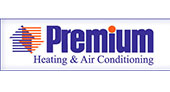 Premium Heating and Air Conditioning Inc. logo