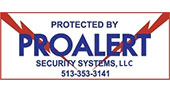 ProAlert Security Systems logo