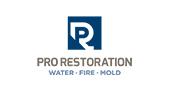 Pro Restoration logo