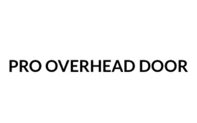 Pro Overhead Door logo