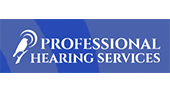 Professional Hearing Services logo