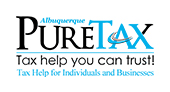 Albuquerque Pure Tax logo