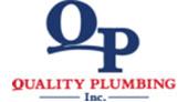 Quality Plumbing Inc logo