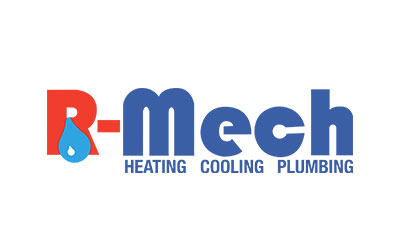 R-Mech Heating, Cooling & Plumbing logo