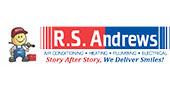 RS Andrews Plumbing logo