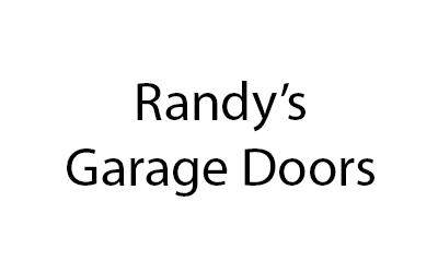 Randy's Garage Doors logo