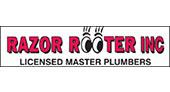 Razor Rooter logo