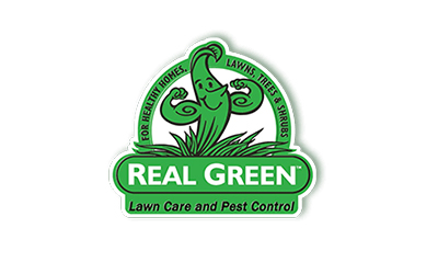Real Green Pest & Lawn logo