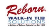 Reborn Walk-in Tub Solutions Fresno logo