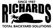 Richard's Total Backyard Solutions logo