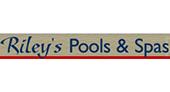 Riley's Pools & Spas logo