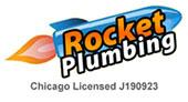 Rocket Plumbing Chicago logo