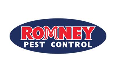 Romney Pest Control logo