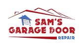 Sam's Garage Door Repair logo