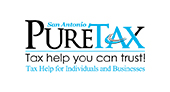 San Antonio Pure Tax Resolution logo