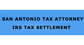 San Antonio Tax Attorney IRS Tax Settlement logo