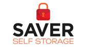 Saver Self Storage logo