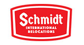 Schmidt International Shipping logo