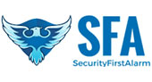 Security First Alarm logo