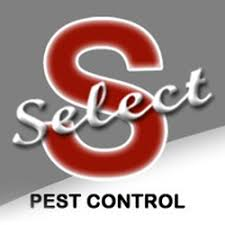 Select Pest Control logo