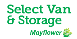 Select Van & Storage logo
