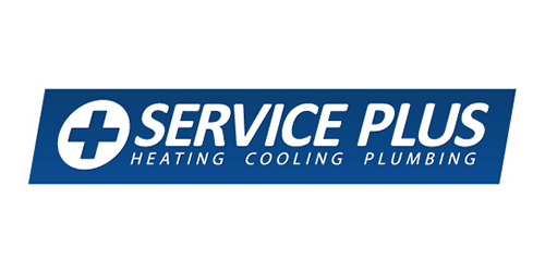 Service Plus Heating, Cooling, Plumbing logo