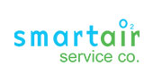 Smart Air Service Co. logo