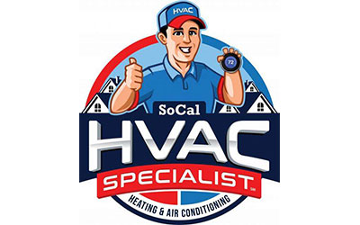 SoCal HVAC Specialist Heating and Air Conditioning logo