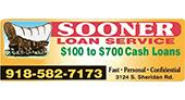 Sooner Loan Service logo