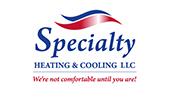 Specialty Heating & Cooling Inc. logo
