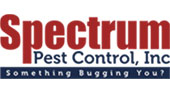 Spectrum Pest Control logo