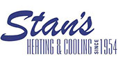Stan's Heating And Cooling logo