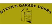 Steve's Garage Doors logo