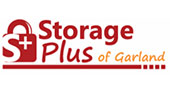 Storage Plus of Garland logo