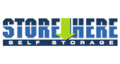 Store Here Self Storage logo