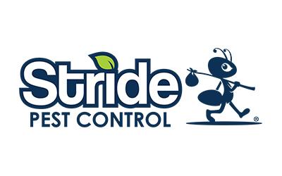 Stride Pest Control logo
