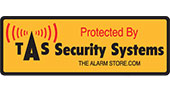 TAS Security Systems logo