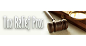 Tax Relief Pros in Austin logo