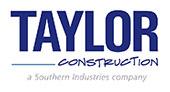 Taylor Construction logo