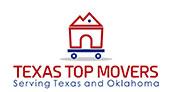 Texas Top Movers logo