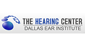 The Hearing Center at Dallas Ear Institute logo