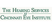 The Hearing Services at Cincinnati Eye Institute logo