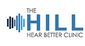 The Hill Hear Better Clinic logo