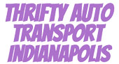 Thrifty Auto Transport Indianapolis logo