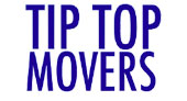 Tip Top Movers logo