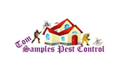 Tom Samples Pest Control logo