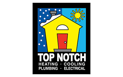 Top Notch Heating, Cooling and Plumbing logo