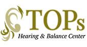 TOPs Hearing & Balance Center logo